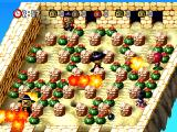 Bomberman World PlayStation Desert arena