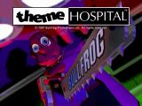 Theme Hospital Windows Title Screen