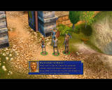 Alexander: The Heroes Hour Windows Alexander the Great gives his orders (demo version)