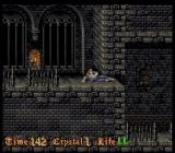 Nosferatu SNES The slide, another essential move