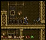 Nosferatu SNES Stage 3 has floating axes
