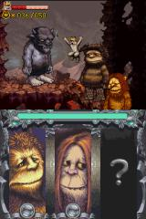 Where the Wild Things Are Nintendo DS Roaarr!