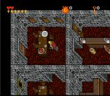 Ultima: The Black Gate SNES You can eat and then collect the plate