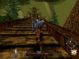 Draconus: Cult of the Wyrm Dreamcast Elven village