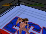 ECW Hardcore Revolution PlayStation Choking