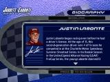 Jarrett & Labonte Stock Car Racing PlayStation Justin Labronte biography