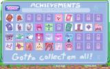 Toss the Turtle Browser Some achievements give bonuses.