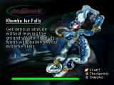 Jet Moto 3 PlayStation Khumbu Ice Falls loading screen