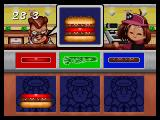 Bishi Bashi Special PlayStation Assemble the burger before your opponent.