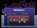 Jumping Flash! 2 PlayStation Controller configuration