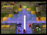 Fire Emblem: Path of Radiance GameCube Moving a unit