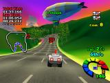 Motor Toon Grand Prix PlayStation Blimp