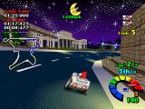 Motor Toon Grand Prix PlayStation Curve