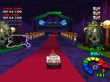 Motor Toon Grand Prix PlayStation Castle