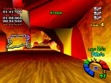 Motor Toon Grand Prix PlayStation Cave