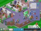 Theme Hospital Windows We're about halfway to winning this level! (in-game shot, high resolution)
