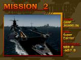 Strikers 1945 PlayStation Mission 2