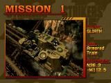 Strikers 1945 PlayStation Mission 1