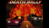 Death Rally Windows Title screen
