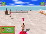 Beach Volley Hot Sports Windows Serving (demo version)