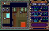 Phantasie RPG Amaranth PC-98 Lost in the palace corridors