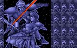 Phantasie RPG Amaranth II PC-98 Events from the first game: fighting Bosedorf