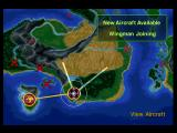 Air Combat PlayStation Branching missions