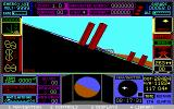 UFO DOS Demo mode (EGA 320x200 16 color)