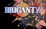 Briganty: The Roots of Darkness PC-98 Title screen