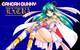 Can Can Bunny Extra PC-98 Title screen