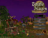 Battle Mages: Sign of Darkness Windows Main menu (demo version)