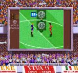 International Superstar Soccer Deluxe PlayStation It's Heads or Tails time!