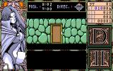 Dragon Knight II PC-98 Door in a dungeon