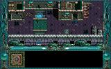 Dragon Knight 4 PC-98 Nice magical purple city!