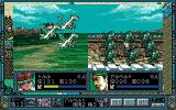 Dragon Knight 4 PC-98 Archers have got me! Damn!