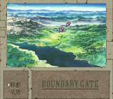 Boundary Gate: Daughter of Kingdom PC-FX World map is linear. You can only jump from dot to dot