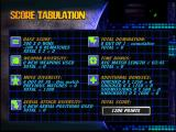 WCW Backstage Assault PlayStation Score tabulation