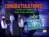 WCW Backstage Assault PlayStation Victory screen