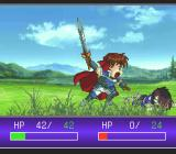 Farland Story PC-FX Arc defeats the enemy!