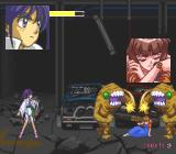Kishin Dōji Zenki FX: Vajra Fight PC-FX Two slime monsters are sexually molesting an underage girl! We should sue! Or maybe kick their asses?