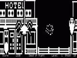13 Ghosts TRS-80 Leaving the Hotel for another building… but keep shooting!