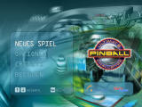 Ultimate Pinball Challenge Windows Main Menu (demo version)
