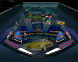 "Ultimate Pinball Challenge Windows The table ""Break the Speed"" (demo version)"