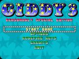 Giddy 3: The Retro Eggsperience Windows Main menu
