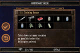 Resident Evil 4: Mobile Edition iPhone Mission briefing for Mercenary Mode