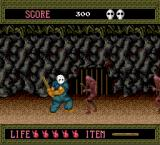 Splatterhouse TurboGrafx-16 Batter up