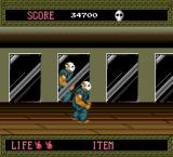 Splatterhouse TurboGrafx-16 The only reason a 2D game has mirrors is to fight a reflection