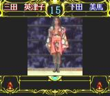Zen-Nihon Joshi Pro Wrestling: Queen of Queens PC-FX Crowd's favorite!