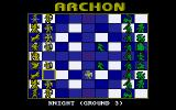 Archon: The Light and the Dark Amiga Knight moves