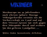 Amiga Spiele 1 Amiga Wikinger: a little background is given.
